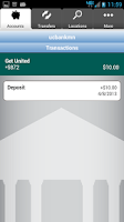 Screenshot of United Community Bank