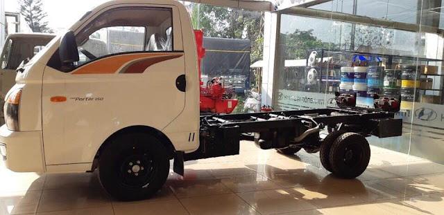 Hyundai 1,5 tấn H150 thành công