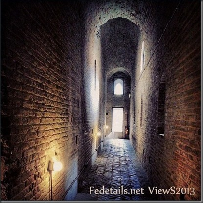 Instagram: le prigioni del Castello Estense, Ferrara - Instagram: the prisons of the Castello Estense, Ferrara, Italy