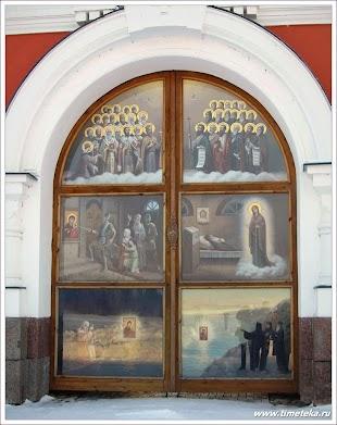 Ворота Филипповской церкви