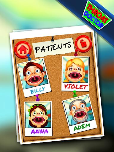 玩休閒App 孩子喉咙医生-趣味游戏免費 APP試玩