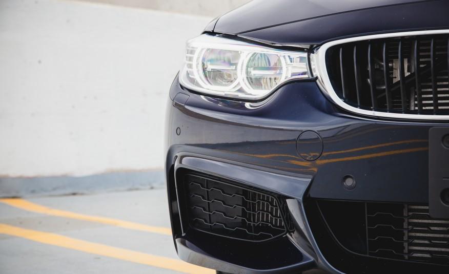 Ngoại thất xe BMW 420i Gran Coupe new model 06