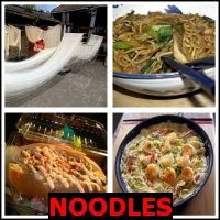 NOODLES- Whats The Word Answers