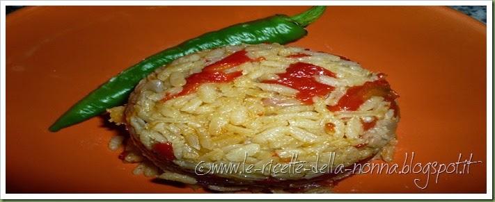 Riso freddo con peperoni dolci, zafferano e peperoncino piccante fresco (8)