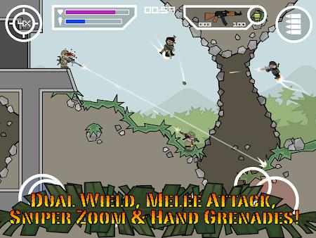 Doodle Army 2 : Mini Militia 2.2.6 screenshot 166604