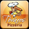Tóváros Pizzéria logo