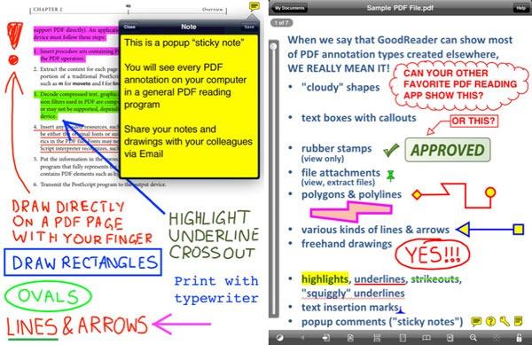 goodreader-iPad-app