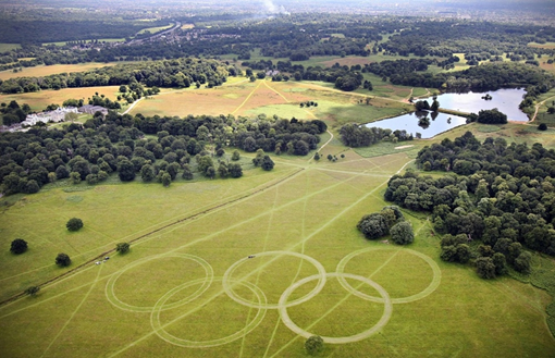 Credit to  London Organizing Committee of the Olympic Games and Paralympic Games (LOCOG)
