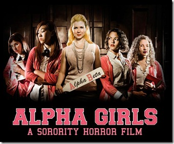 alpha girls promo art