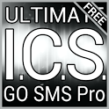 Platinum ICS GO SMS Theme icon