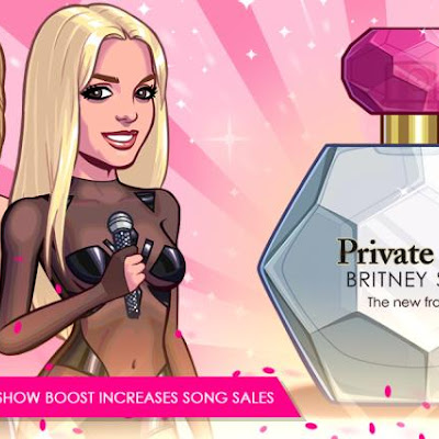 WWD dishes the details on the new Britney Spears Fragrances available in AmericanDream