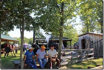 National Pike Antique Tractor show 13