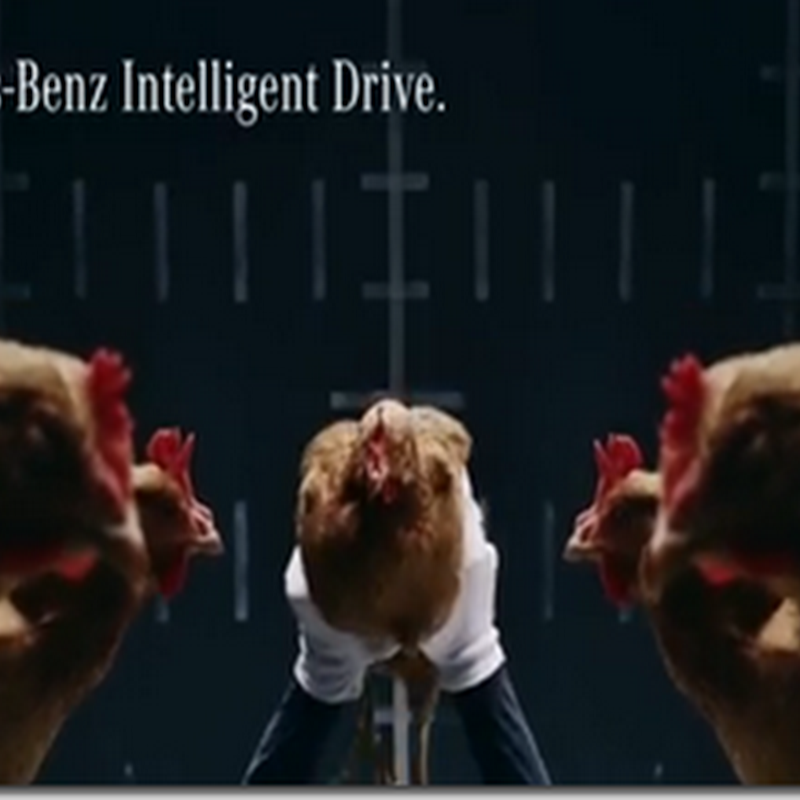 Mercedes – Benz TV : Magic Body Control