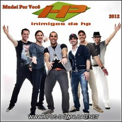 cd gratis inimigos da hp 2011
