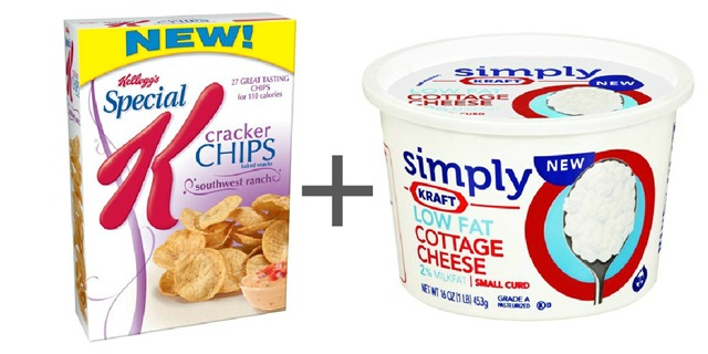 fav things special k southwest ranch   cottage cheese