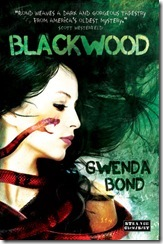 book cover of Blackwood by Gwenda Bond