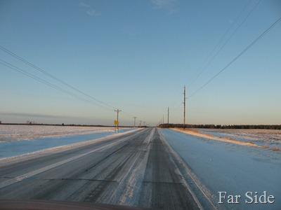 Icy Roads  Jan 27
