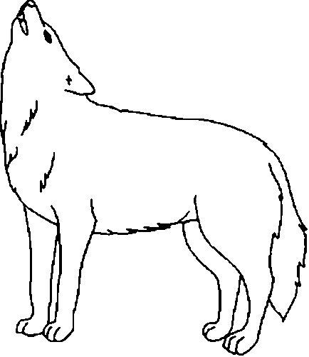 Dibujos De Lobos | www.bilderbeste.com