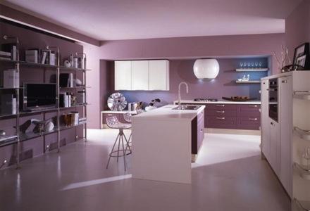 cocinas-de-diseño-color-violeta-reformas-cocinas