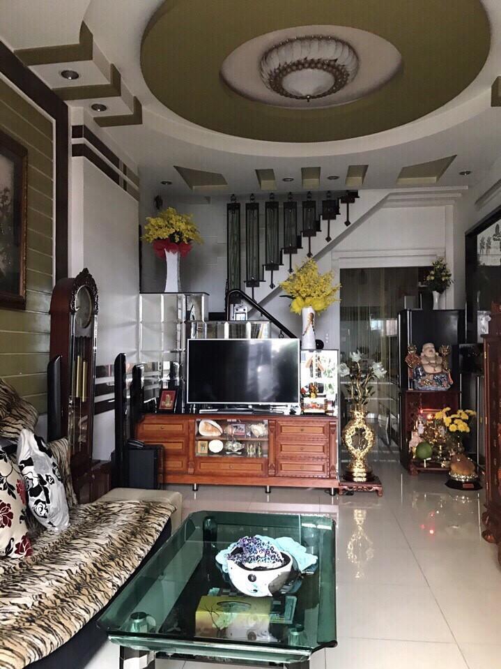 Nhà phố Mặt Tiền đường Nguyễn Súy Quận Tân Phú 04
