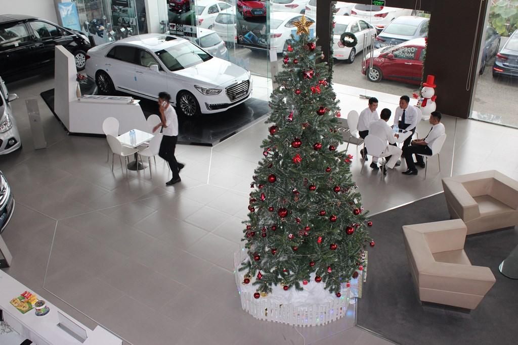 Tưng bừng đón Giáng sinh cùng Hyundai Việt Nam 04