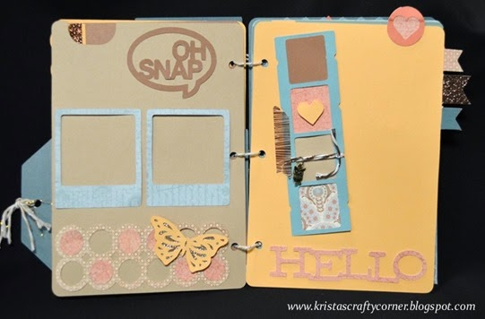 Kraft album_Balloon Ride_Artbooking_page 6 & 7 DSC_1223
