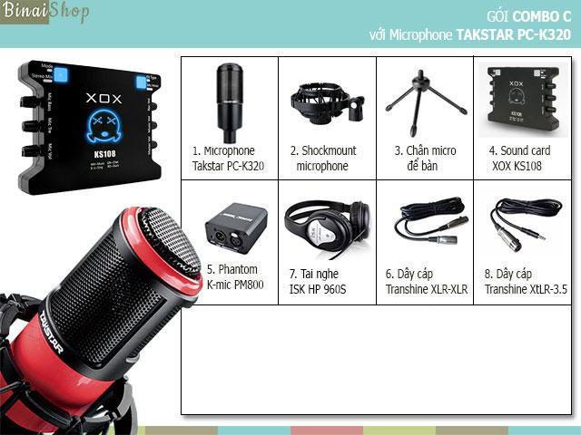 Takstar PC-K320