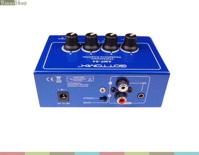 Gottomix AMP-S4