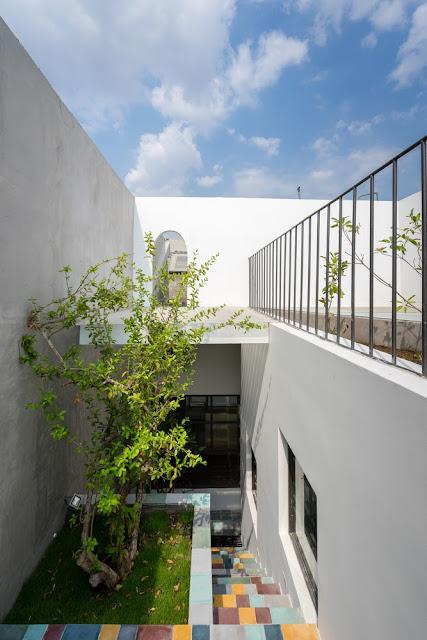 Vườn trong nhà phố