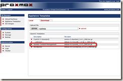 Proxmox VE的虛擬應用樣板(Virtual Appliance Templates) - 布丁布丁吃什麼?