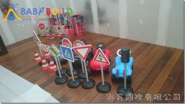 嘟嘟嘴 BIG波比車交通系列騎乘玩具