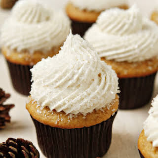 Sugar and Spice Cupcakes.