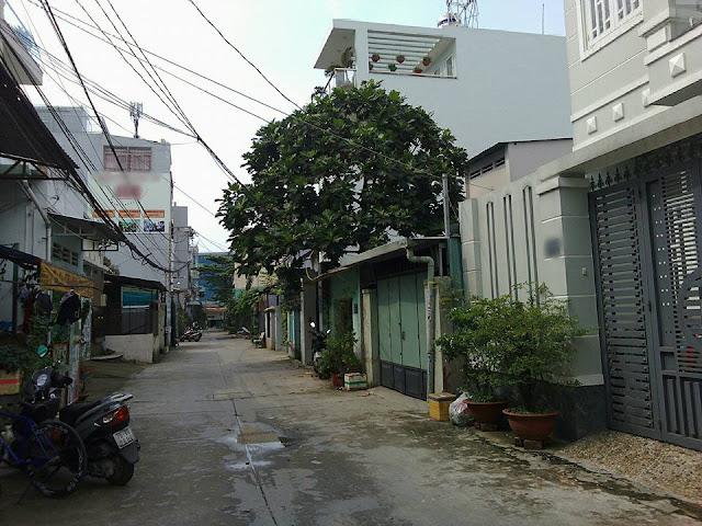 Bán nhà cấp 4 hẻm 7m thông Lê Trọng Tấn 02