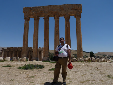 Obiective turistice Liban: Templul lui Baal Baalbek