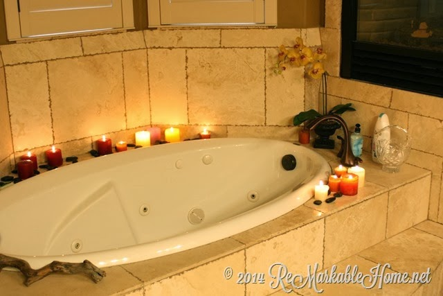Remarkable Home Romantic Spa Night