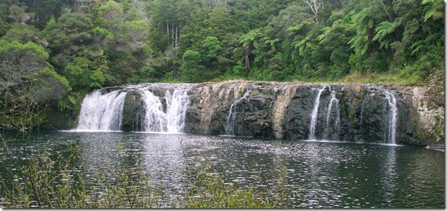 Waterfall at Kerikeri