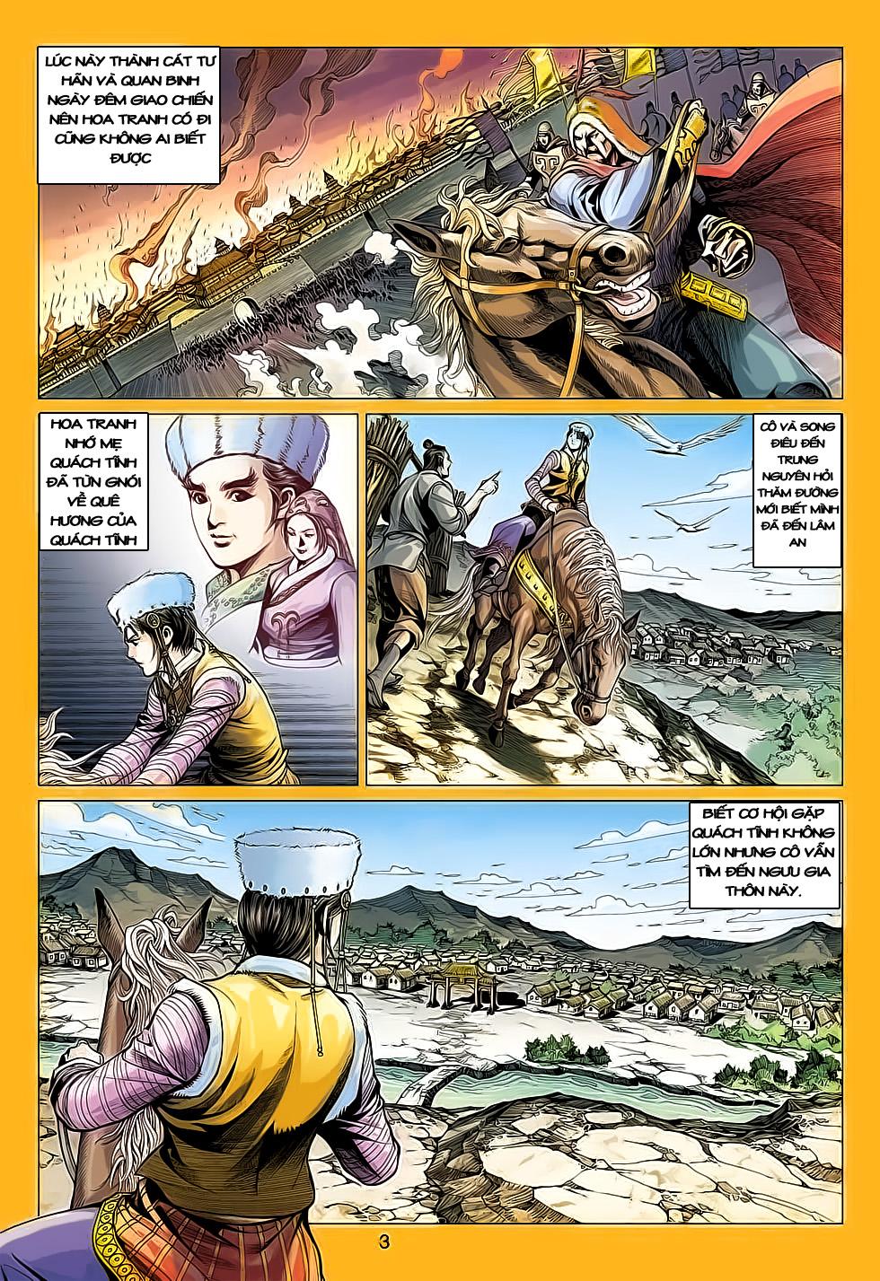 Anh Hùng Xạ Điêu anh hùng xạ đêu chap 61: thất tử chiến thiết thi trang 3