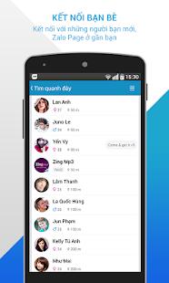 Zalo - Nhắn gửi yêu thương - screenshot thumbnail