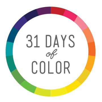 31 Days of Color