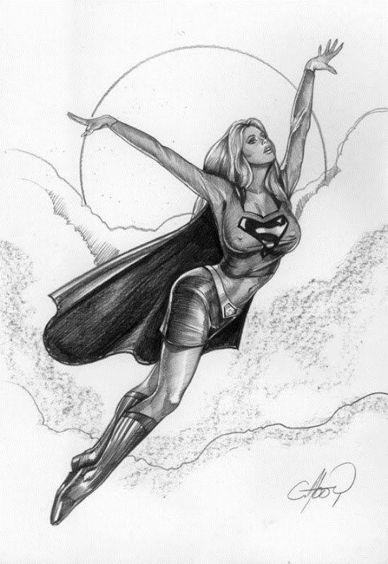 24-des-supergirl-pin-up-sexy-original-art