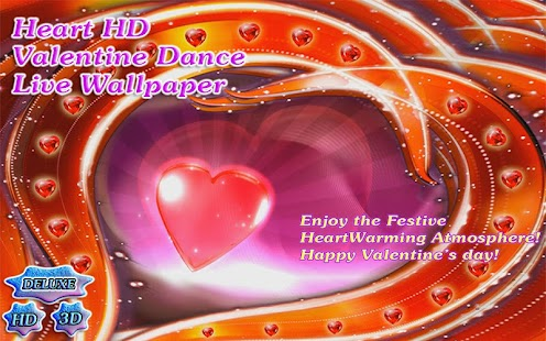 Heart Dance Valentine's Day 3D- screenshot thumbnail
