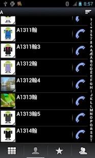 玩免費通訊APP|下載RocketDial Galaxy S alikeTheme app不用錢|硬是要APP