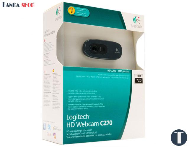 Logitech C270 720p