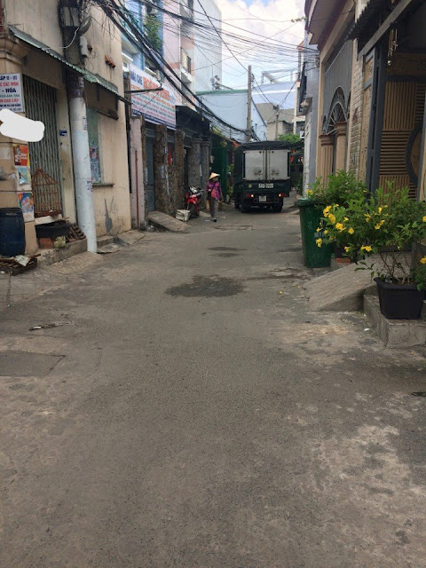 Bán nhà hẻm một sẹc Bùi Quang Là Quận Gò Vấp 01