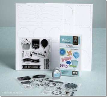 Krista's Crafty Corner: Cricut Artiste Cartridge booklets