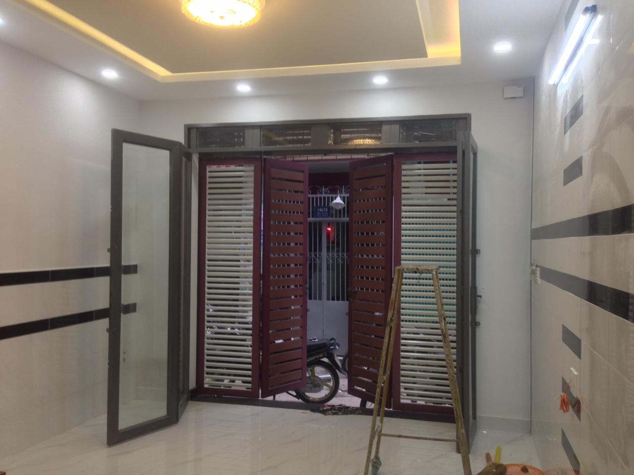 Bán nhà hẻm 146 kênh Tân Hóa Quận Tân Phú 09
