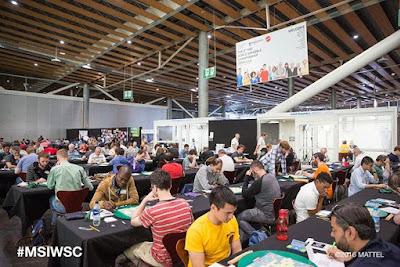 2016 World Scrabble Championships Lille France