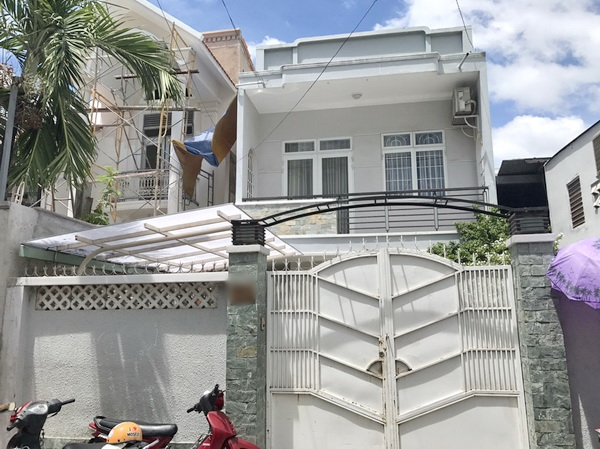 Nhà 1 trệt 1 lầu Mặt Tiền Hẻm đường Lý Thánh Tông Quận Tân Phú 02