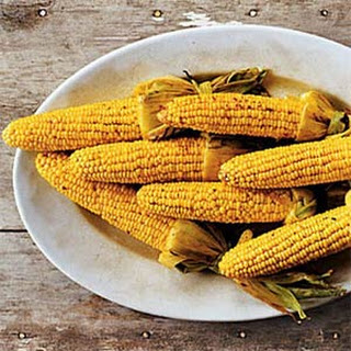 Chili Lime Grilled Corn