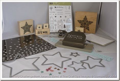Stars WWWU Challenge, Amanda Bates, The Craft Spa